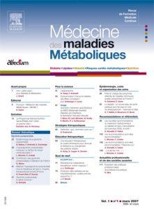 MmM - Médecine des Maladies Métaboliques